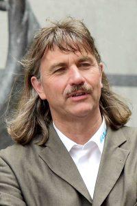 Josef Tumbrinck im Portrait